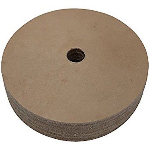 Grinder Wheels And Accessories 79703 3 In Leather Honing Polishing Wheel For Mini Bench Grinders W 10 Mm Arbor New Buy It Now Leather Bench Grinders Ebay