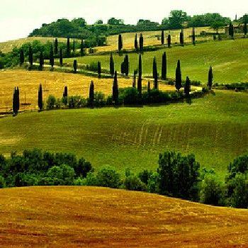 Tuscany ...
