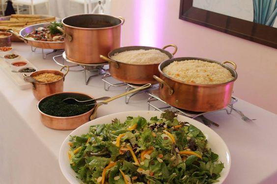 Buffet Duetto Gastronomia
