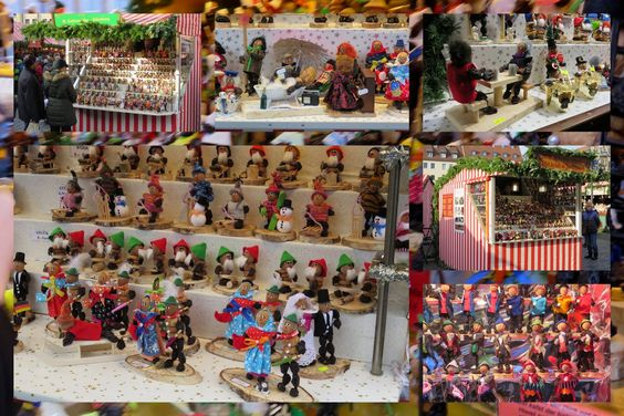 Nuremberg Christmas Market - Prune Men