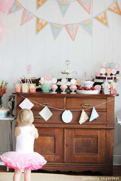 Cute Birthday Home Decor