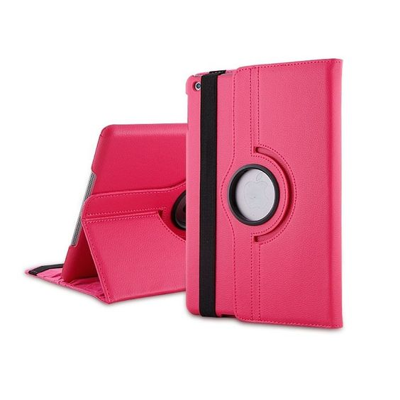 Leather 360 Rotating Smart Stand Case Cover FOR Ipad 2 3 4 AIR 1 2 Mini PRO | eBay