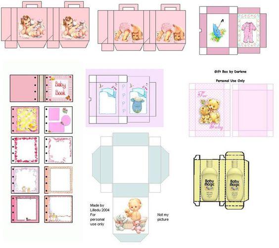 Miniaturas para casa de mu ecas a escala 1 12 con muchos for Casas y cosas