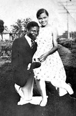 Raymond and Rosa Parks married 45 years...for the longest ...