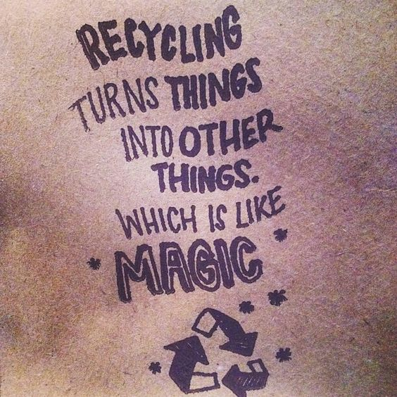 Recycling Quotes: Pinterest • The World's Catalog Of Ideas