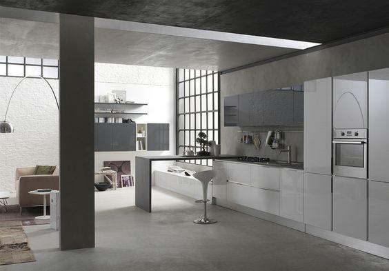 Jazz, Cucina Contemporary, Forma 2000 | Forma 2000 - Cucine ...