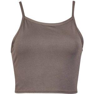 Tamar Cropped Vest (more colours)