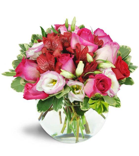 Cupid S Arrow Flower Vase Arrangements Flower Arrangements Romantic Flowers