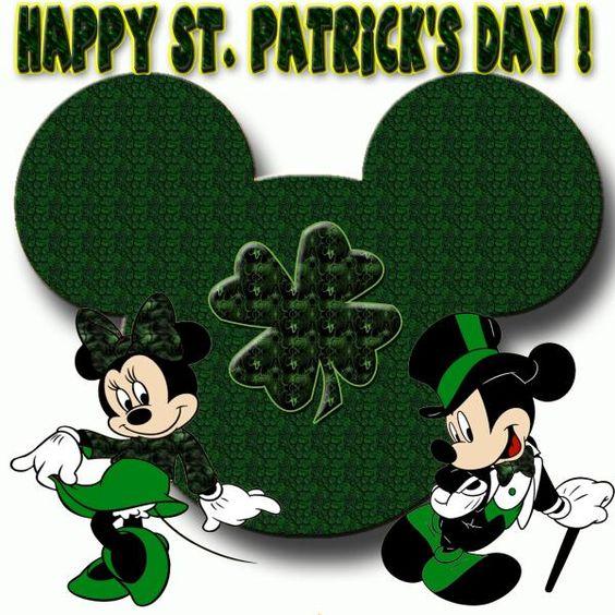 Disney st patrick 39 s day wallpaper seasonal st patrick - Disney st patricks day images ...