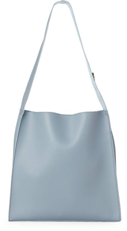 Dream Control Blue One Strap Vegan Tote