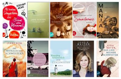 Book-addicted: [Verlags-Aktion] Themenwoche: Geschwister, Aufbau ...