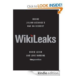 "WikiLeaks: Inside Julian Assanges War on Secrecy by David Leigh, Luke Harding (13h3m) #Audible #FirstLine: ""Back in the days when almost no one had heard of WikiLeaks, regular emails started arriving in my inbox from someone called Julian Assange."""