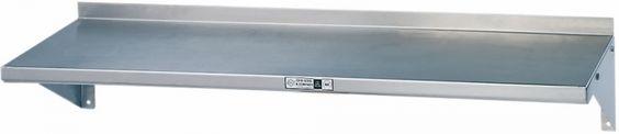 John Boos John Boos Stainless Steel Cucina Mensola Shelves | seattleluxe.com