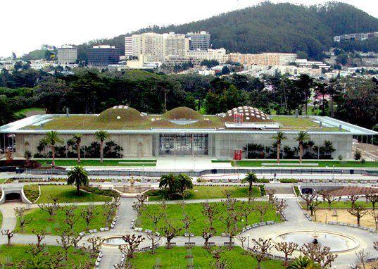 O California Academy of Sciences é considerado a edificação pública mais sustentável do mundo e vamos saber o porquê disso agora.