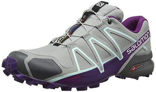 Salomon Women's Speedcross 4   Running shoes, Best running