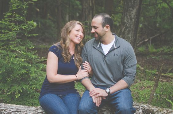 Forest Engagement Session  // Swallow Falls State Park