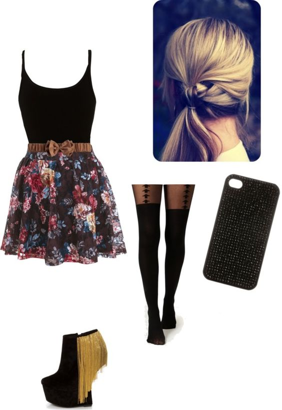 """""""Cute ;)"""" by valerallerie on Polyvore"""