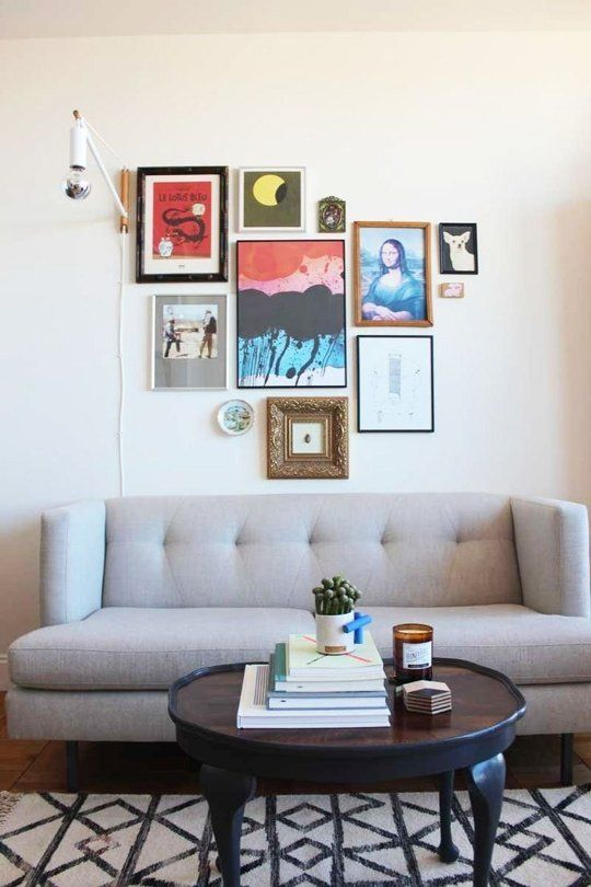 Art Hanging Ideas to Take Your Interiors to the Next Level (Apartment Therapy…:
