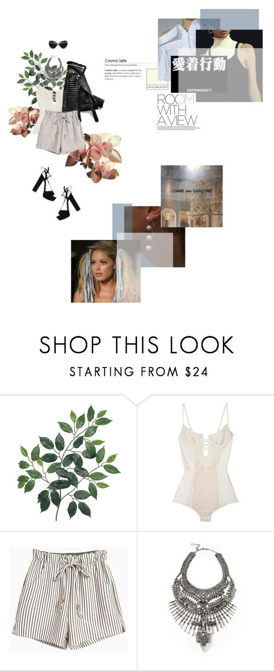 """""""SEEN YOU BEFORE"""" by zoldyck ❤ liked on Polyvore featuring DYLANLEX and Aquazzura"""