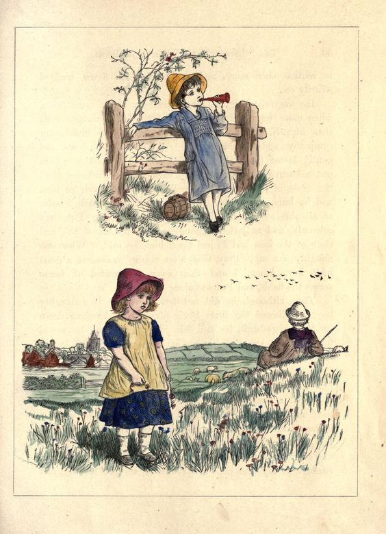 The Little folks, 1877 (other version)
