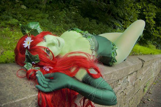 Like an Ivy vine.... by Eternal-Aranel.deviantart.com on @deviantART
