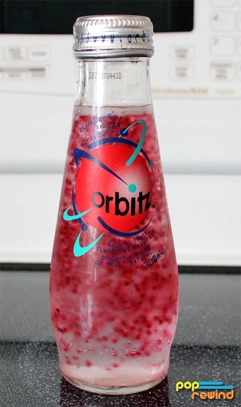 Make Your Own Orbitz The Drink With Balls Drinks Orbitz Ball