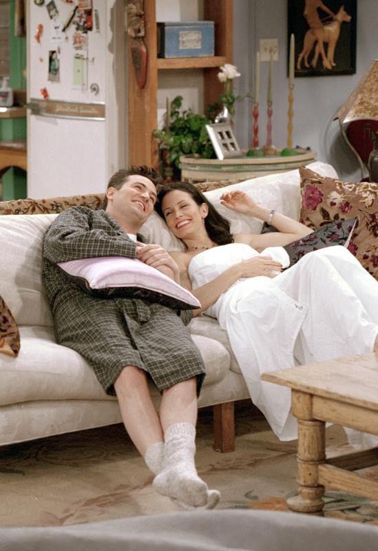 Chandler és Monica – Jóbarátok