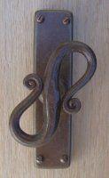 Art. BB017 Maniglia Cremonese per finestra in ferro
