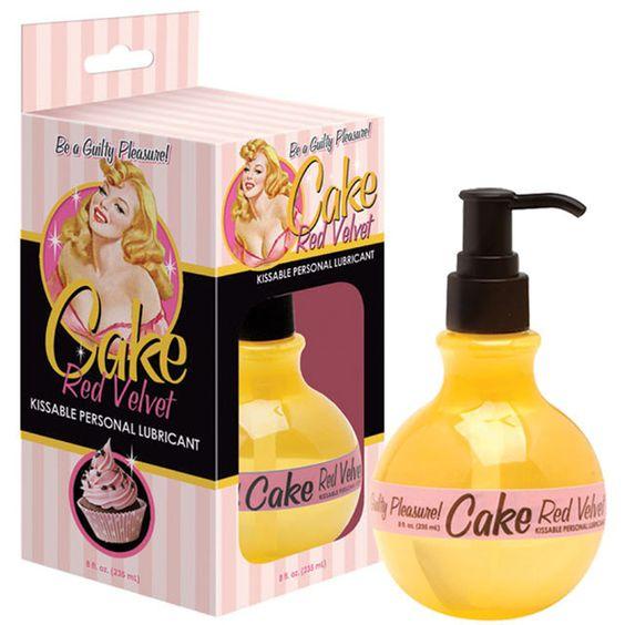 Cake Cookie Dough Kissable Lubricant 8oz
