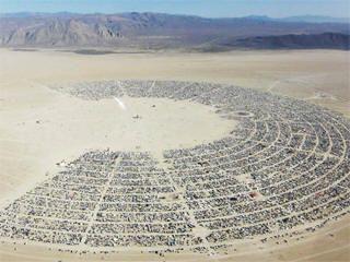 Burning Man 2015 Live Stream
