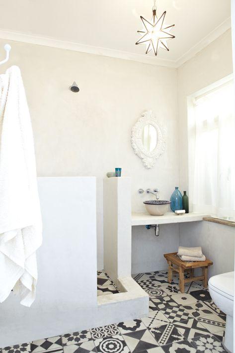 Moroccan bathroom tile and bathroom on pinterest - Moroccan bathroom ...