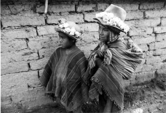 Ferdinando Scianna  Bolivia, Kami, 1988