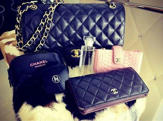 Cute blue Chanel
