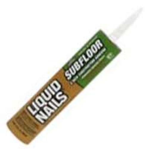 Liquid Nails Lnp 902 Voc Subfloor Adhesive 28 Oz Liquid Nails Adhesive Squeaky Floors