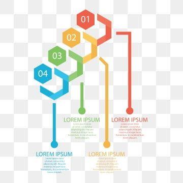 قوالب تصميم رسومي ملون مخطط معلومات بياني عناصر رسومي إنفوجراف Png والمتجهات للتحميل مجانا Infographic Templates Template Design Templates