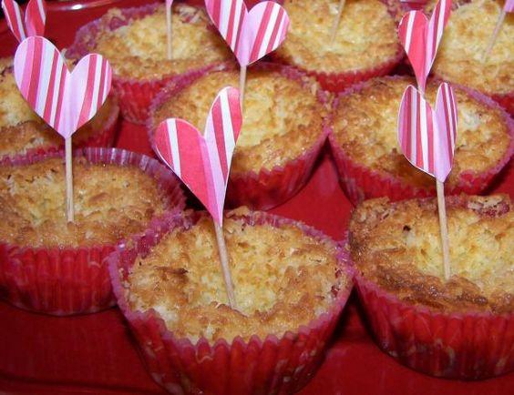 Coconut Custard Tarts - Pastéis De Coco | Recipe | Coconut Custard ...