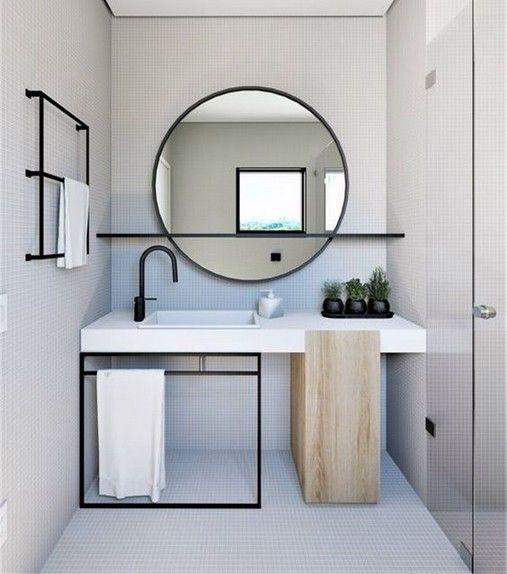 27 Bathroom Inspiration Modern Small Ideas Bathroom Trends Simple Bathroom Bathroom Interior