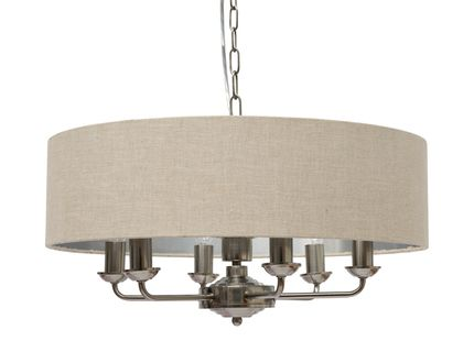 Sorrento 6 Light Ceiling Pendant at LAURA ASHLEY