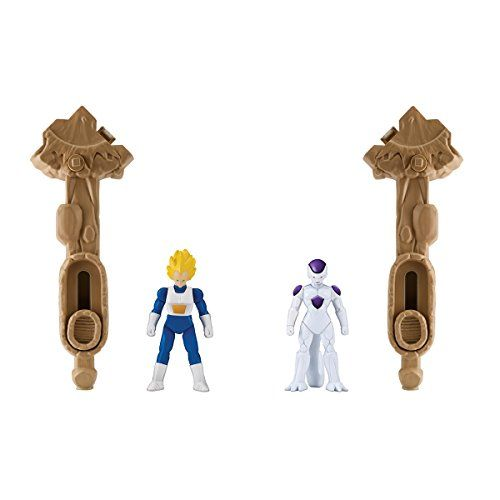 Set De Combat Mini Battle Figurine Dragon Ball Bandai 35942