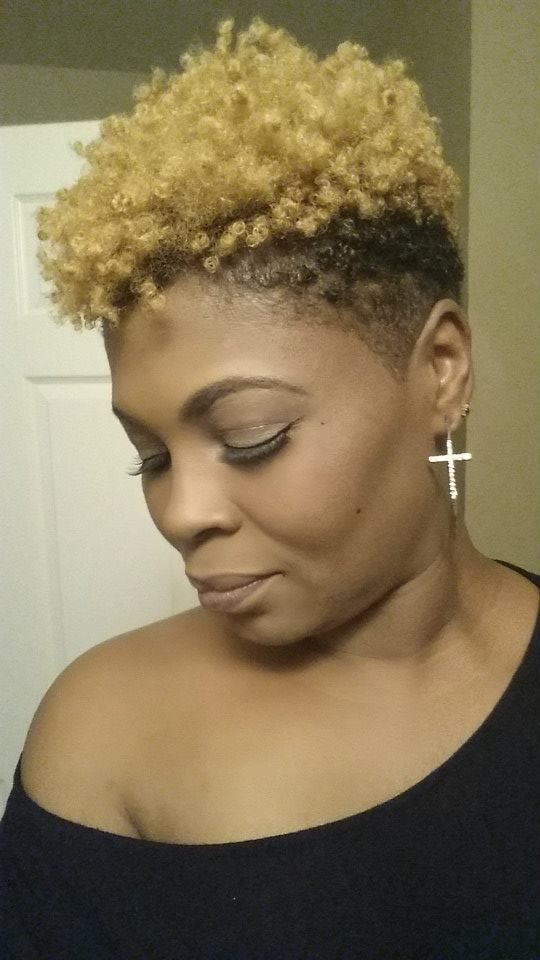 Tapered-Two-strand twistout