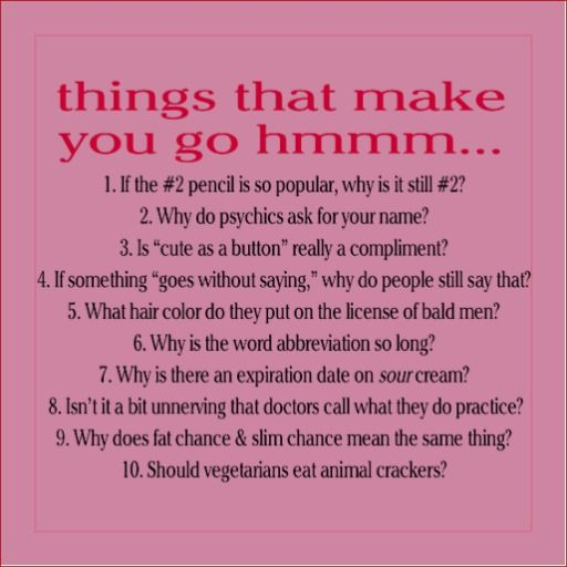 Things That Make You Go Hmmm Magnet Zazzle Com Deep Thought Quotes Funny Insults You Make Me Laugh