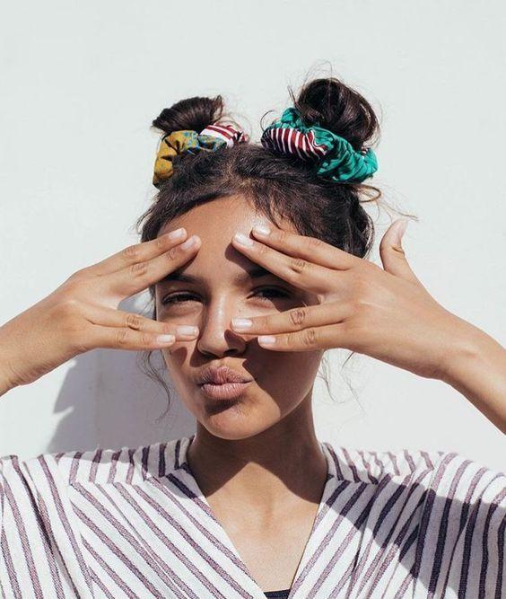 Coques: aprenda quatro maneiras de usar o penteado - BLOG DA VIZCAYA