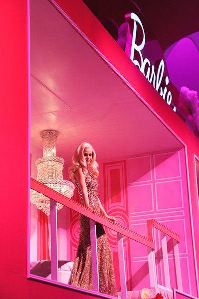Barbie Dream Closet, David Rubinstein Atrium, Mercedes-Benz Fashion Week, NY, Fall 2012
