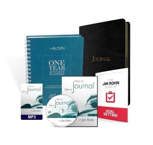Jim Rohn One Year Success Planner Success Planner Planner Success