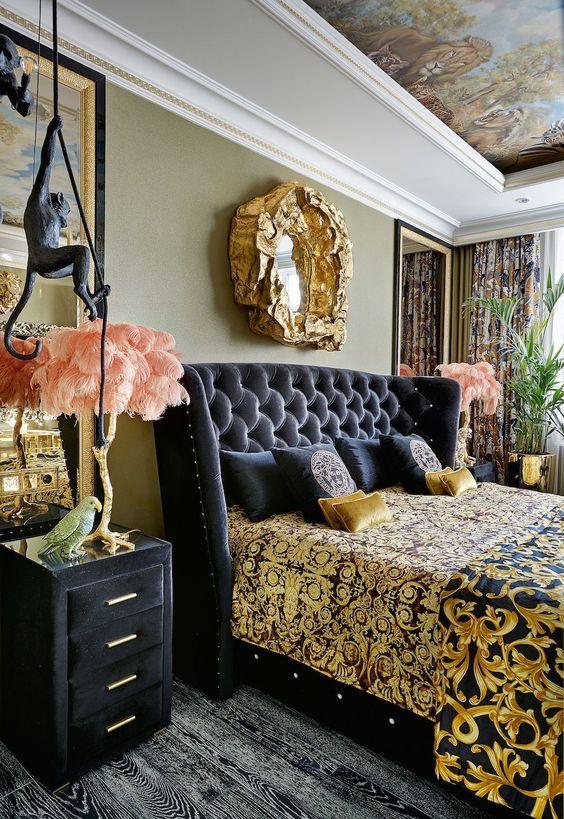 Dizzy Classic Home Decor