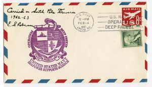 Airmail from the south pole :)