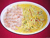 Tandoori - Haehnchen in Joghurtsosse
