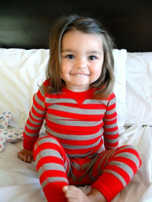 Una sonrisa como esta por la mañana puede alegrarte todo el día.