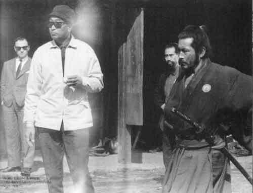 Directing Seven Samurai