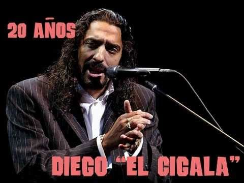 Diego El Cigala 20 Años Wmv Youtube En 2020 Diego El Cigala Cantantes Canciones
